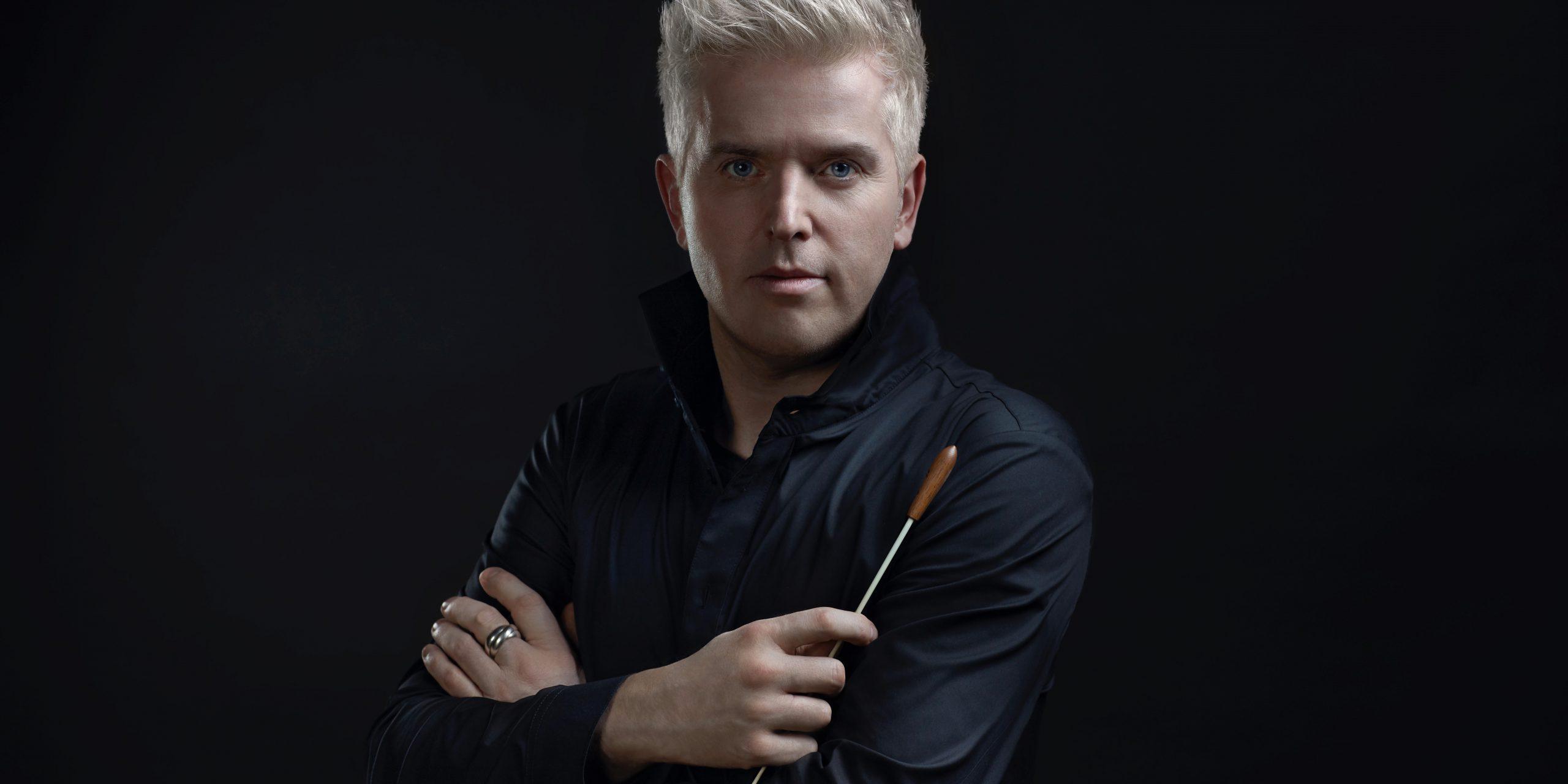 Dan Ettinger – Music Director at Teatro Di San Carlo in Naples