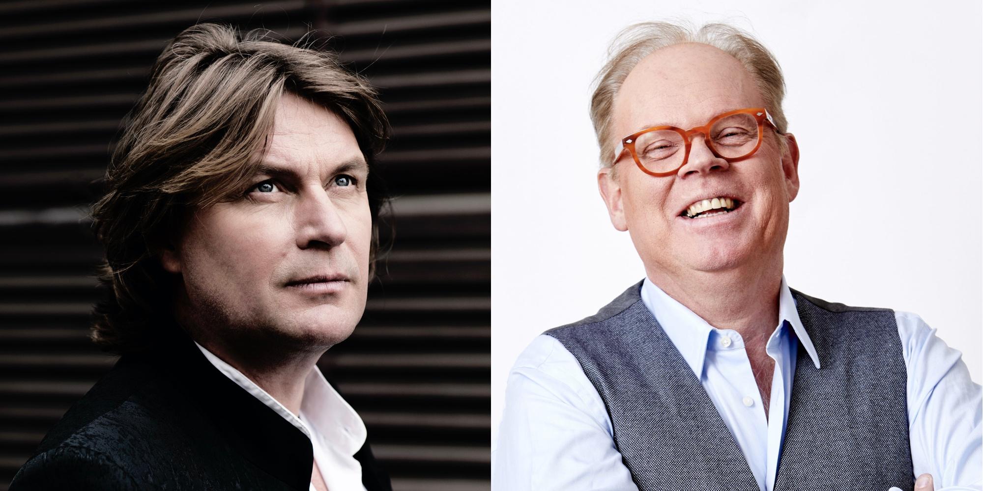Klaus Florian Vogt und Martin Gantner kehren an die Met zurück